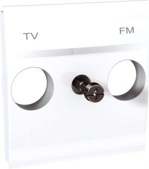 КАПАК ЗА РОЗЕТКА TV / FM