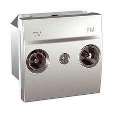РОЗЕТКА TV / FM  47 - 860 MHz